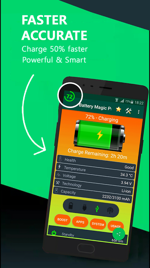Battery Magic Pro Screenshot 0