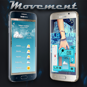 Movement for KLWP APK Cracked Download