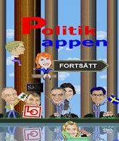Screenshot of Swedish Politics