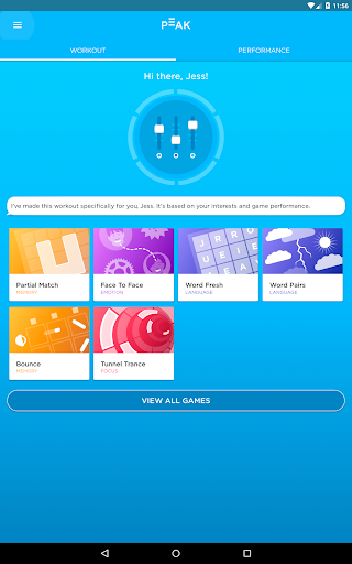 Peak – Brain Games & Training screenshot 6
