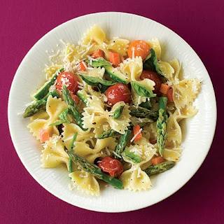 Pasta Primavera Farfalle Recipes