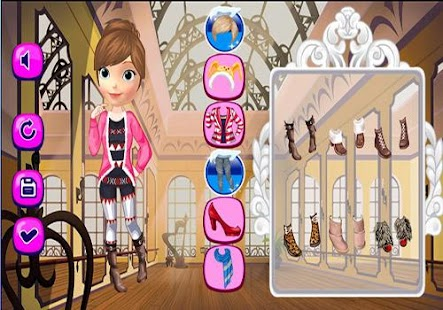 Sofia The First Dress Up Game Screenshot