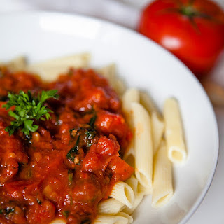 Vegan Pasta Sauce Recipes