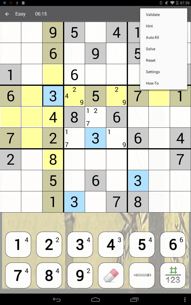 Sudoku Premium Screenshot 10