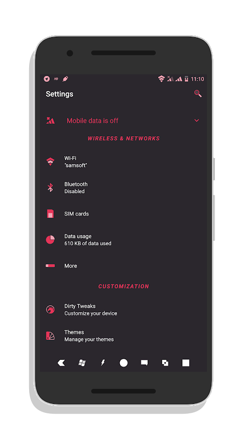 [Substratum] Valerie Screenshot 3