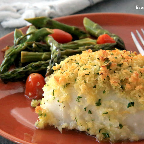 Pacific Cod with Lemon Butter