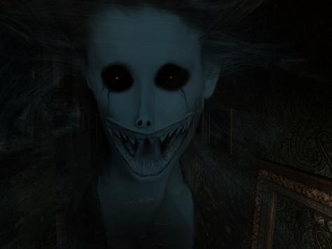 VR Haunted House 3D apk screenshot