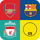 Game FootBall Logo Quiz Free version 2015 APK