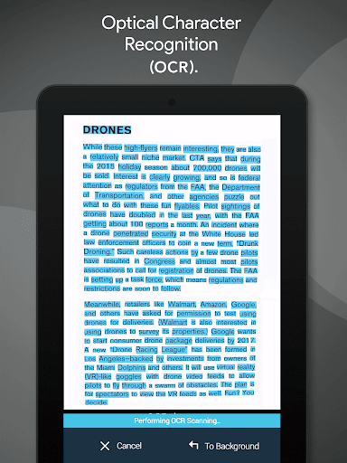 MobiSystems Quick PDF Scanner + OCR FREE screenshot 12