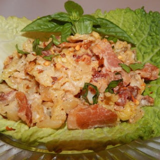 Savoy Cabbage With Bacon And Cream Recipes