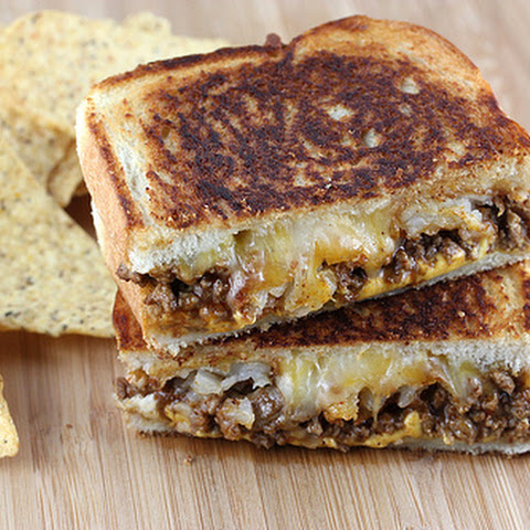 Taco Grilled Cheese