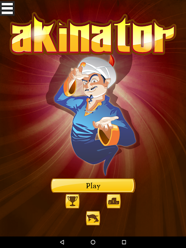 Akinator the Genie FREE Android App Screenshot