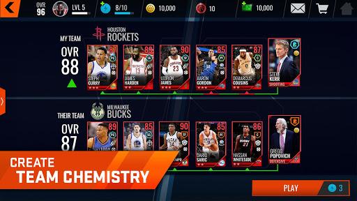 NBA LIVE Mobile Basketball screenshot 18