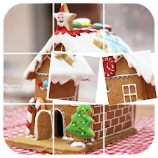 Gingerbread Houses Puzzle