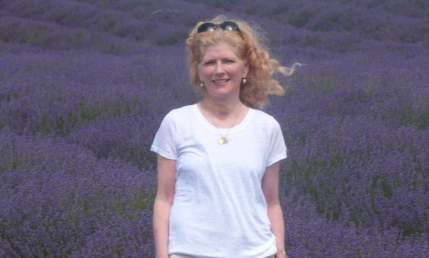 Our Founder Tracey Lily In The Lavender Fields