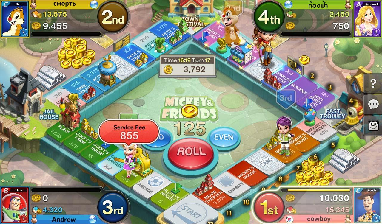 Disney Magical Dice Screenshot 11