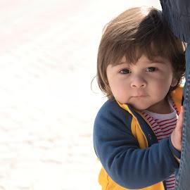 Toddler in Kalabagh by Abdul Sattar Khokhar - Babies & Children Children Candids ( kalabagh, toddler, shy, nathiagali, pakistan )