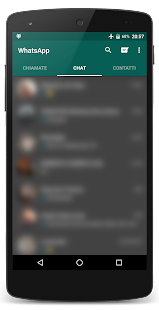 Android N Dark theme Mode CM13- screenshot thumbnail