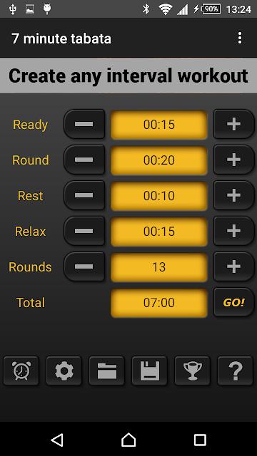 Interval Timer 4 HIIT Training screenshots