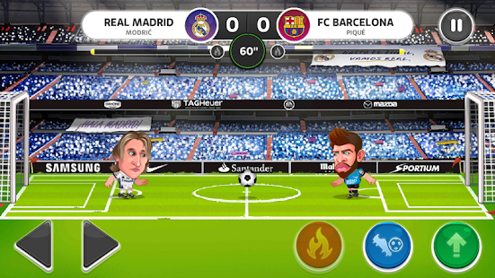 Game Head Soccer La Liga 2018 apk for kindle fire