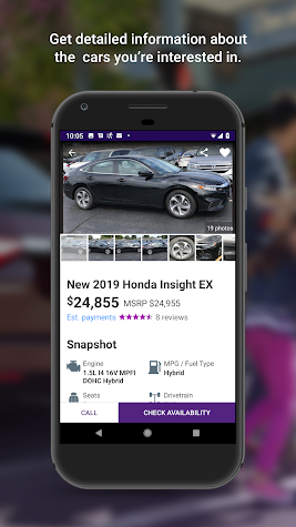 Cars.com – Shop New & Used Cars & Trucks For Sale Screenshot