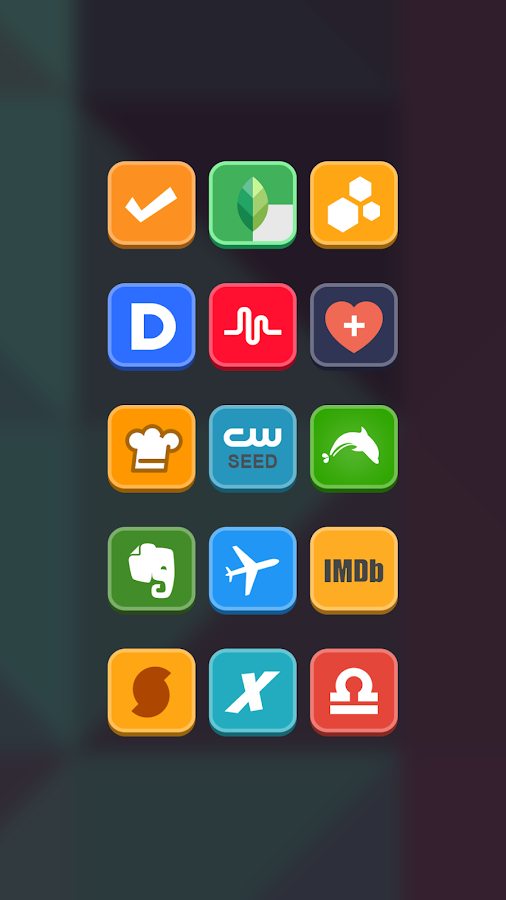 Cosmic Icon Pack Screenshot 5