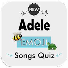 Adele Emoji Songs Quiz