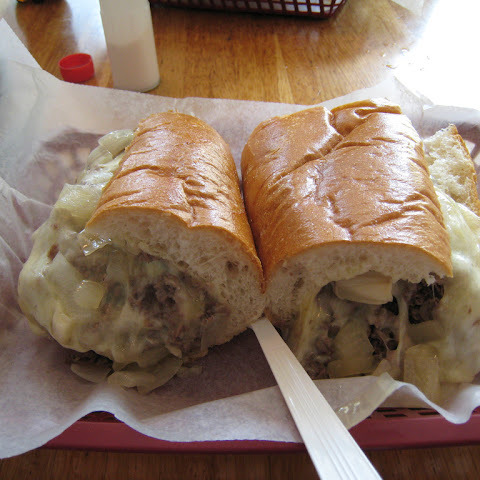 Philly Cheesesteak That Is Made Lean