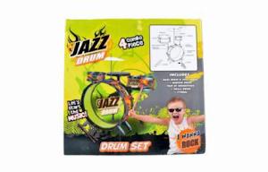 """Игровой набор серии """"Для творчества"""", ударная установка-барабан, зеленый"""