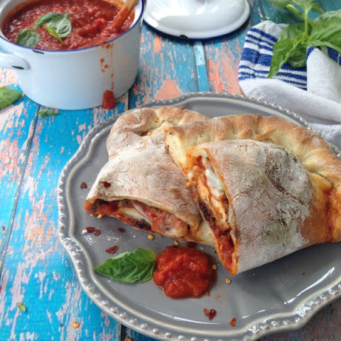 Chicken Calzone