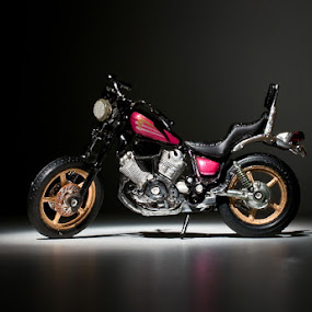 Toy Motorcycle by Helio Santos - Artistic Objects Toys ( toy motorcycle, helio sá, photography )