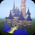 Map Disney World for MCPE