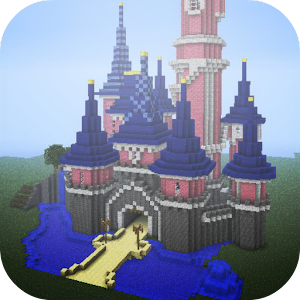 Map disney world for mcpe free android app market map disney world for mcpe app icon gumiabroncs Images