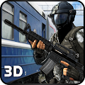 Download SWAT Train Mission Crime Rescu APK on PC