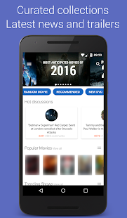 Movie Roll – Movies and Shows- screenshot thumbnail