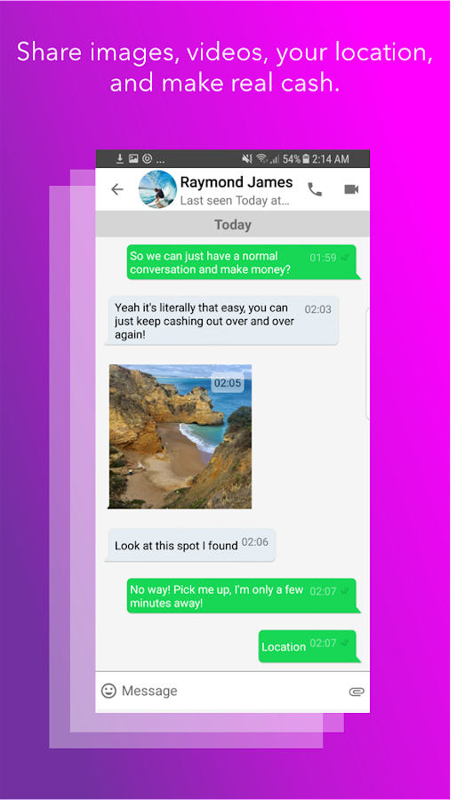 blabber geld verdienen messenger android apps download. Black Bedroom Furniture Sets. Home Design Ideas
