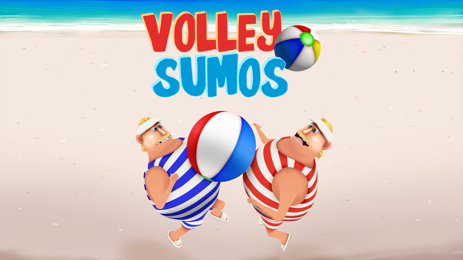 Volley Sumos - Versus game Screenshot 4