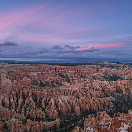 Bryce Point by Jeff Fahrenbruch - Landscapes Mountains & Hills ( bryce canyon national park bryce point, national park, bryce canyon national park, utah )