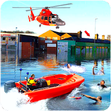 Flood Rescue Simulator
