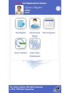 App MEB E-OKUL VBS APK for Windows Phone