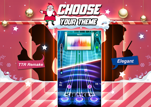 Tap Tap Reborn 2: Popular Songs apk screenshot