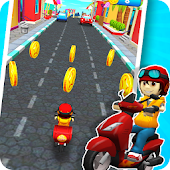 Subway Scooters Free -Run Race APK baixar