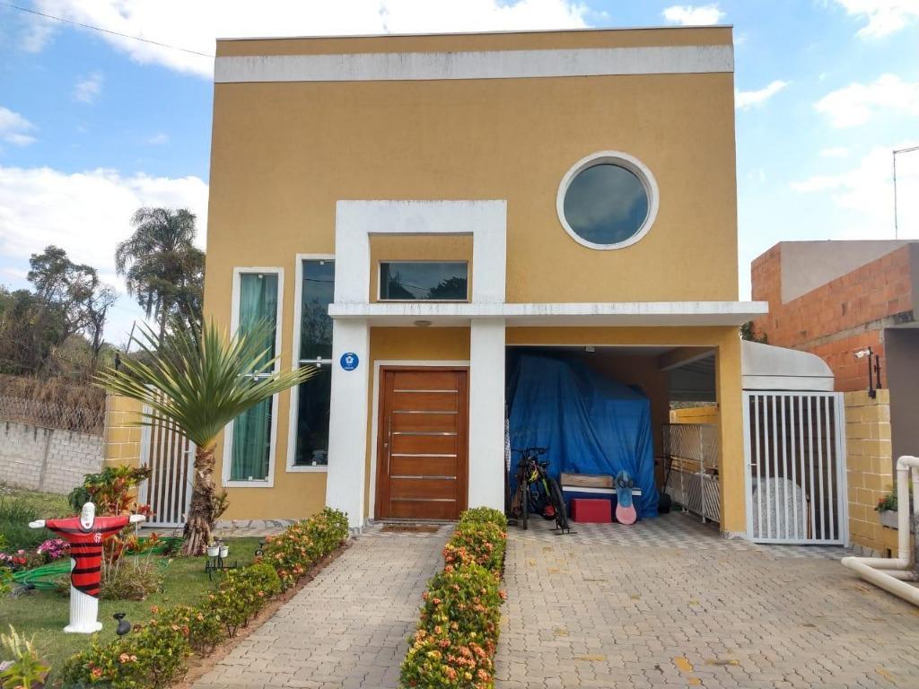Casa com 3 dormitórios à venda, 158 m² - Residencial Portal do Bosque - Louveira/SP