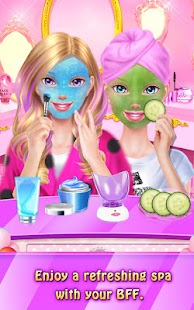 Game Fashion Doll - Sleepover Party APK for Windows Phone
