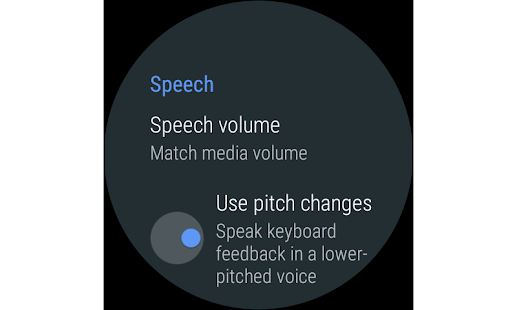 Download Google TalkBack APK for Android Kitkat