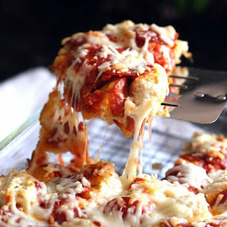 Pizza Casserole Without Pasta Recipes