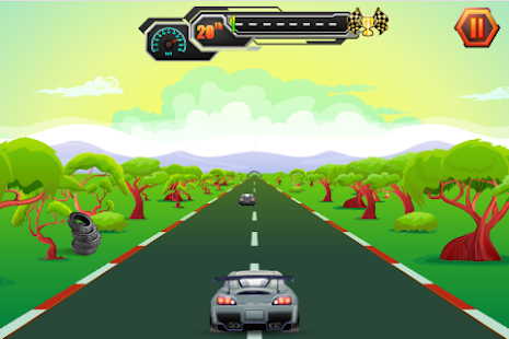 Furious Racing - screenshot