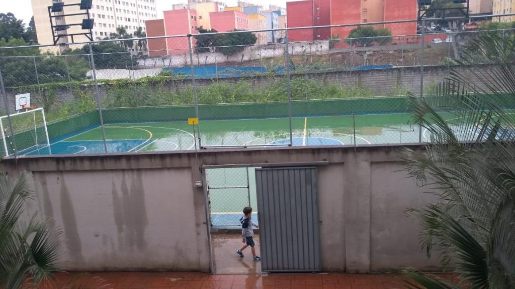 Apartamento à Venda - Vila Industrial