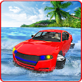 Water Surfing Car Simulator APK for Bluestacks