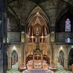 The Stunning Cathedral of Colombia by Andrius La Rotta Esquivel - Buildings & Architecture Places of Worship ( amazing, colombia, building, architectural, architectural detail, cathedral, architecture, photography )